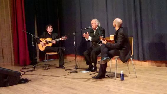 Duo sonata en directo