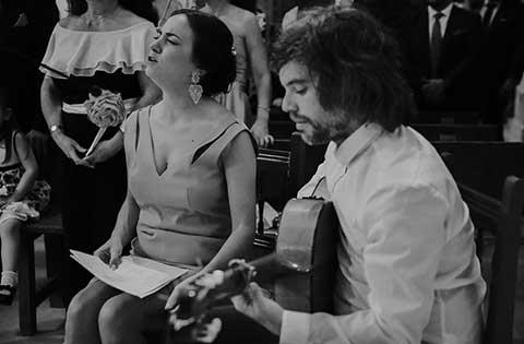 grupo flamenco para ceremonias