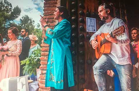grupo flamenco para iglesias